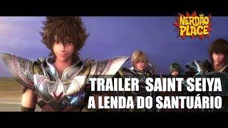 Saint Seiya Legend of Sanctuary Trailer 2 (2014)
