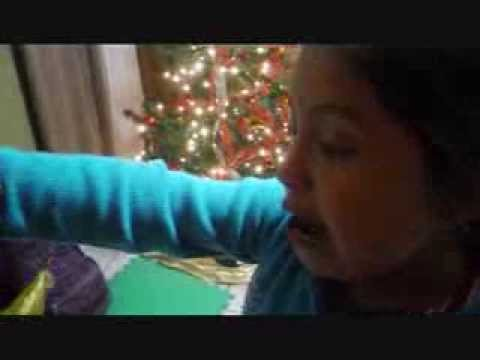 Christmas Traditions in a Mexican home, Berenice and Evelyn