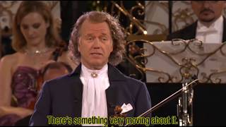 Andre Rieu   Silenzio by Roger Diederen with lyrics