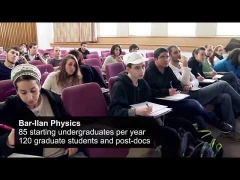 Department of Physics at Bar-Ilan University
