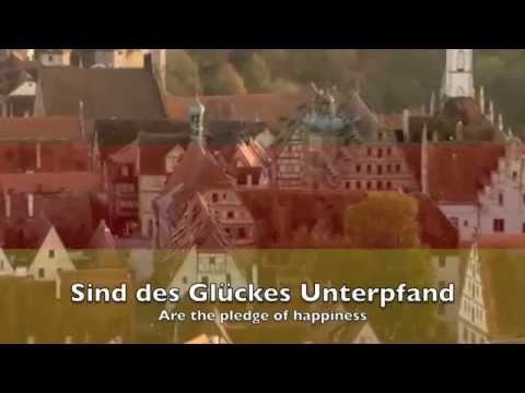 National Anthem: Germany - Deutschlandlied