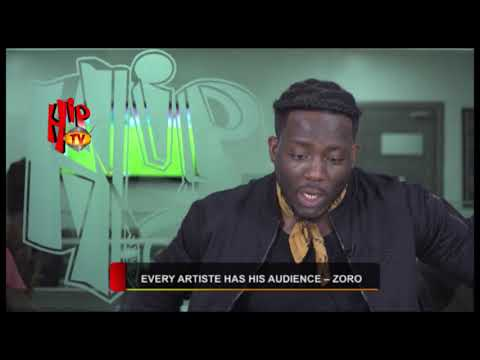 ZORO DOESN'T AGREE HE SOUNDS LIKE PHYNO