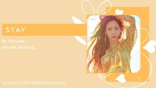 [Instrumental] Taeyeon - Stay