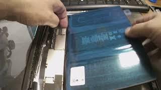 iPad 3 замена АКБ