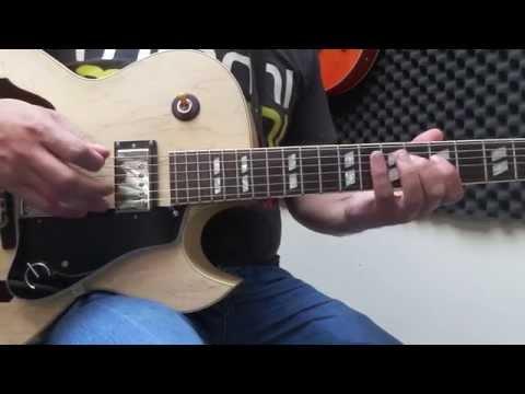 5 Finger Friendly Jazz Guitar Licks in Eb Major