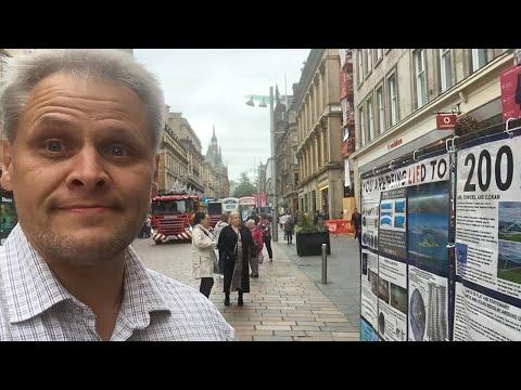 Globe Lie Euro Tour Glasgow day 11
