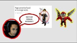 Xonnek banned on Roblox!!!