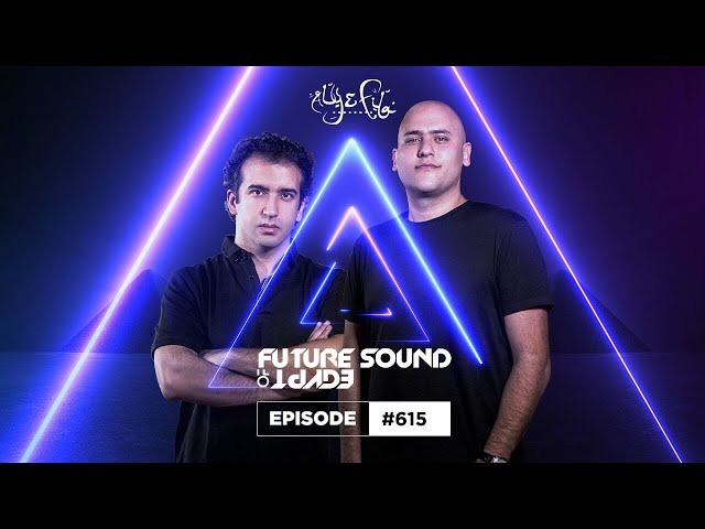 Future Sound of Egypt 615 with Aly & Fila (Live from The Gallery, Ministry of Sound, London)