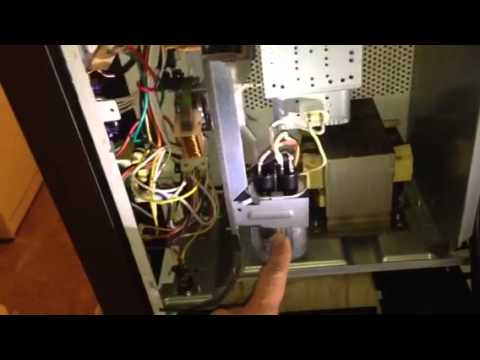 Microwave not heating  YouTube
