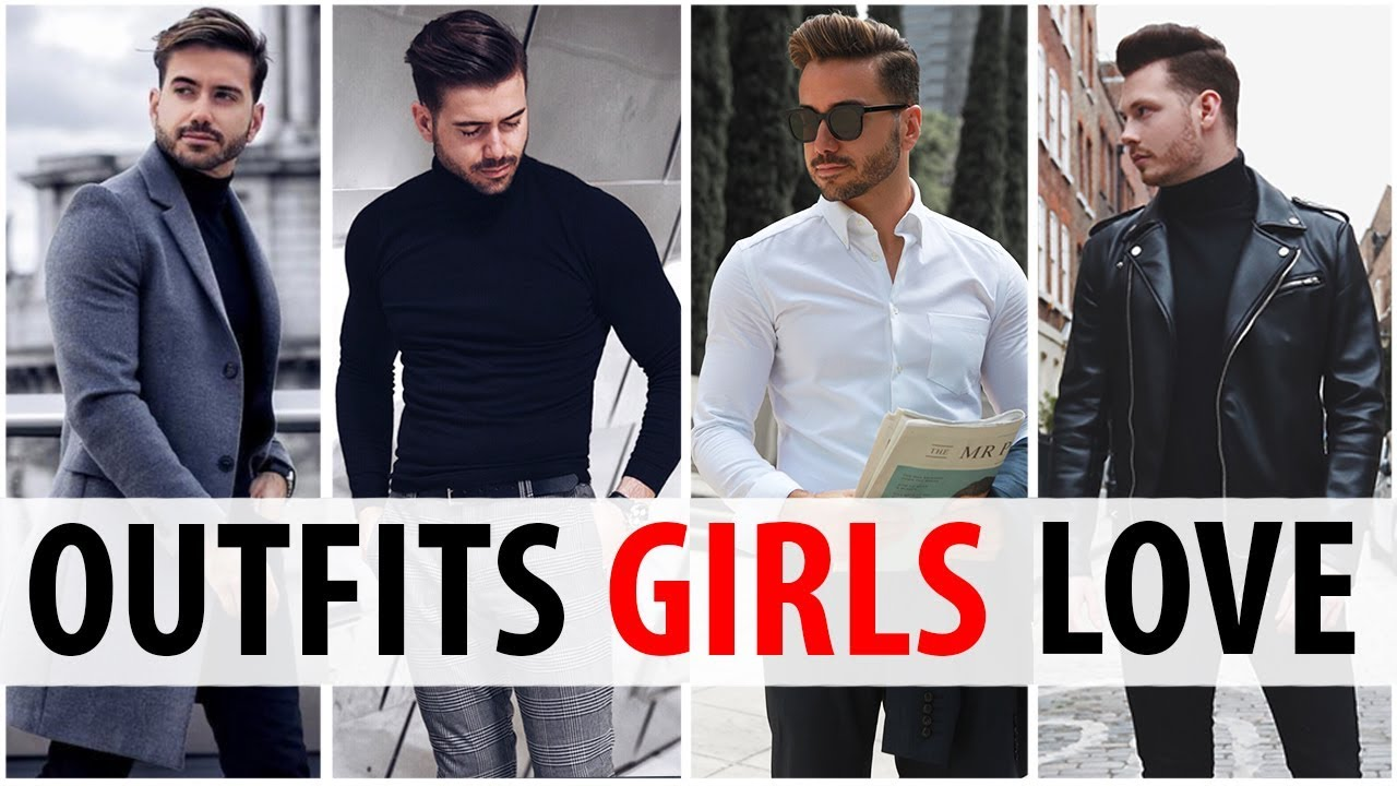What do girls want guys to wear