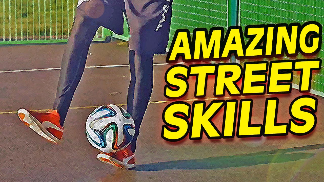 Top 5 easy football skills to learn tutorial thursday vol. 4 – kids.