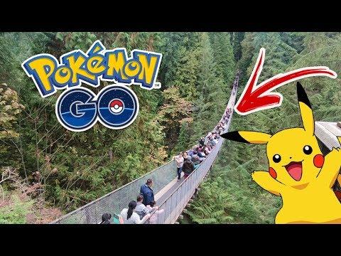 VOCÊ JOGARIA POKÉMON GO AQUI? - Pokémon GO | Em Busca dos Melhores (Parte 104) thumbnail