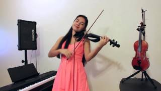 Cheerleader - OMI (Violin Cover by Kimberly McDonough)