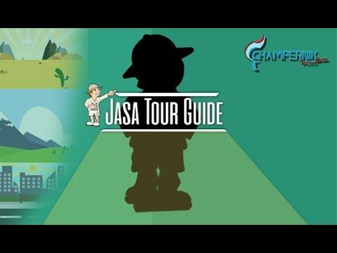 Jasa Tour Guide by Champernik