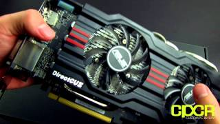 ASUS Radeon HD 7870 DirectCU II Unboxing + Written Review