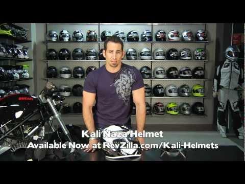 Kali Naza Helmet Review at RevZilla.com