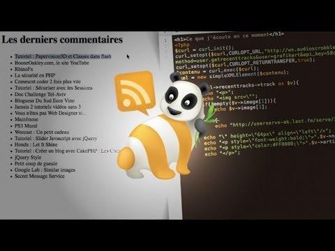 Tutoriel PHP - Parser un XML en PHP