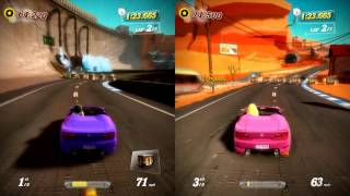 We Play Joy Ride Turbo - Xbox 360 - 100HP Tuner Skirmish