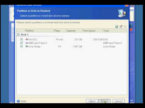 clone the server Harddisk and restore to another server