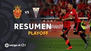 Resumen de RCD Mallorca vs Albacete BP (2-0)