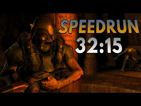 Doom 3 BFG: Resurrection of Evil Speedrun in 32:15