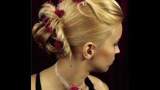Как делать красивые вечерние и свадебные прически(, 2013-11-10T22:56:53.000Z)
