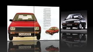 Daihatsu Charade G11 G21 1983-1987.