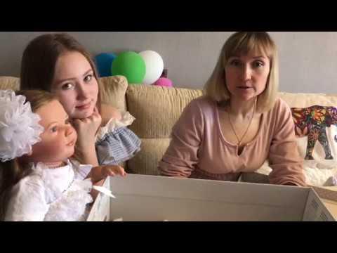 видео: Неожиданный подарочек на День рождения от Леры Ванильки