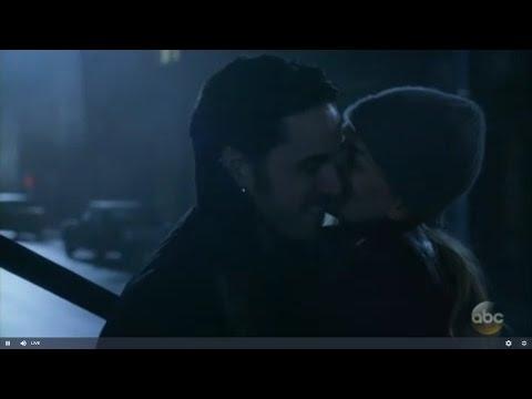 Once Upon A Captain Swan - All Kisses through Season 6