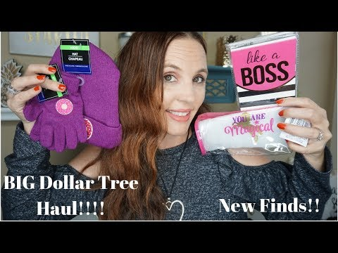 Dollar Tree haul October 6 2018!! Amazing new finds