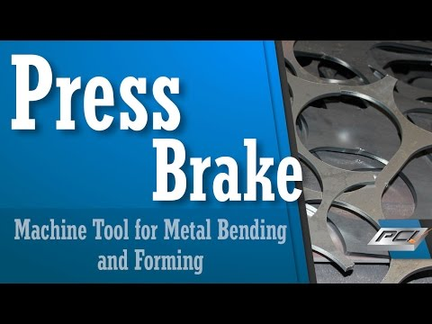 Press Brake - Machine Tool Programming Operation Clamp for Bending + Tooling + Forming + Punch + Die