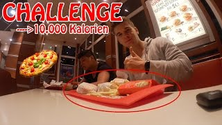 CHEATDAY | 10.000 KALORIEN CHALLENGE