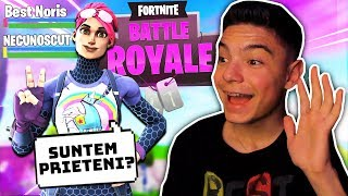 MI-AM FACUT PRIETEN LA DUO FILL IN FORTNITE
