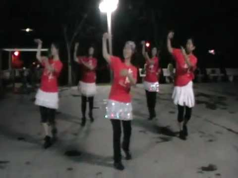 Ala Canggung Line Dance