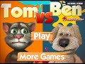 TALKING TOM vs. BEN New Gameplay Video For Children