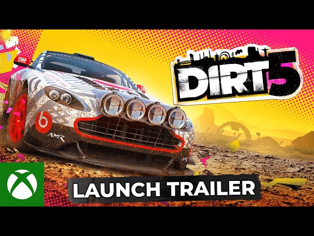 DIRT 5 | Official Launch Trailer | Launching November 6
