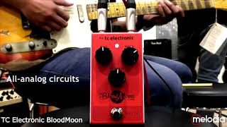 QUICK REVIEW | TC Electronic Blood Moon | Phaser