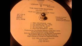 Rhythm Masters, The With Ray Laurie– Our Ultimate Groove Trax Volume Two-   We Can Dance