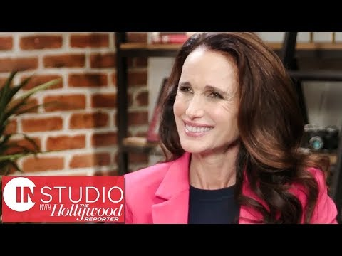 'Love After Love' Star Andie MacDowell on Chris O'Dowd Chemistry On & Offscreen | In Studio With THR