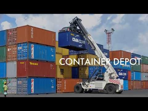 Mercantile shipping agencies video