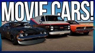 Forza Horizon 3: The Grand Tour | Movie Car Challenge!