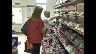 видео Магазины детской обуви на Белорусской