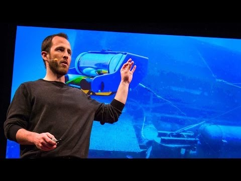 My underwater robot | David Lang