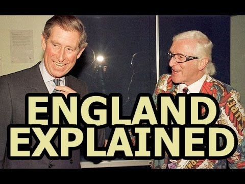 England Explained In 10 Minutes - A Bizarre Summary