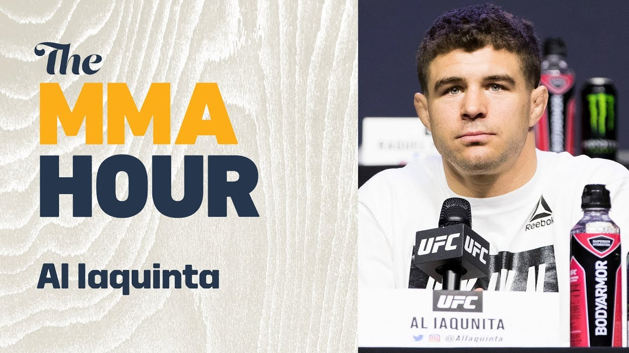 48de5a4c11a5 Al Iaquinta Erupts On Dana White