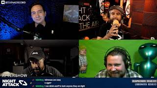 Night Attack #273: Aftershow