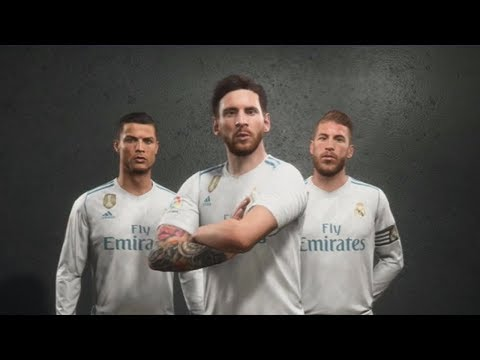 CAN REAL MADRID SIGN MESSI IN FIFA 18 CAREER MODE?