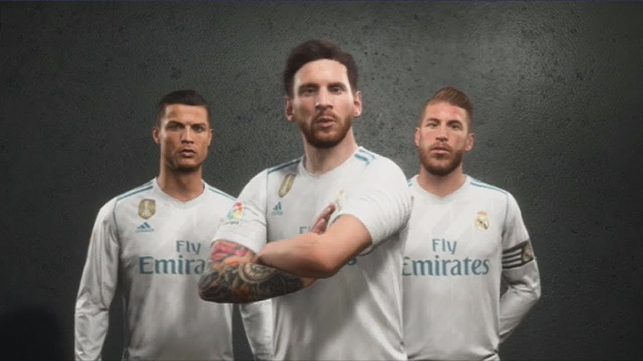 separation shoes 59a54 e55fa CAN REAL MADRID SIGN MESSI IN FIFA 18 CAREER MODE?