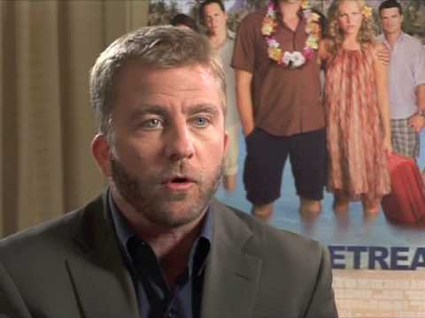 Peter Billingsley interview, Couples Retreat - Part 1