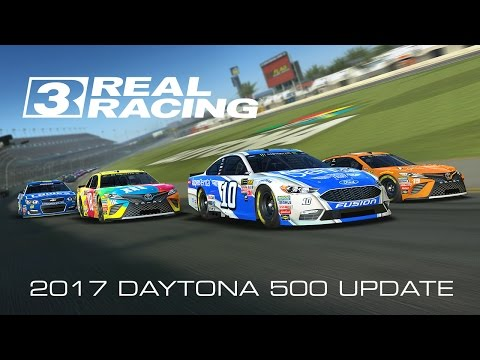 Real Racing 3 DAYTONA 500 2017 Update Trailer